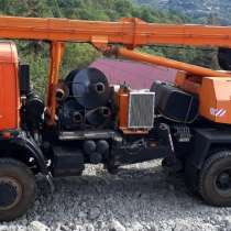 Продам бурильно-крановую машину БКМ-1514;КАМАЗ-53228;6х6, в Омске