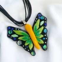 Оригинальный подвес-кулон в форме бабочки, в Красноярске