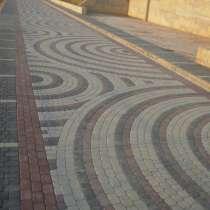 Тротуарная плитка, садовый и дорожны бордюр от производителя, в Санкт-Петербурге
