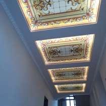 Натяжные потолки ЕВРОSTANDART, в г.Шымкент