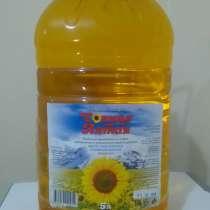 Масло подсолнечное натуральное, в Барнауле