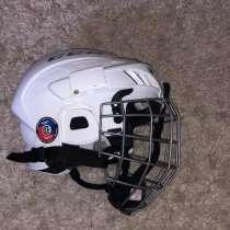 Хоккейный шлем, в Уфе