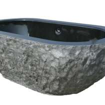 Ванны из черного мрамора, в г.Шанхай