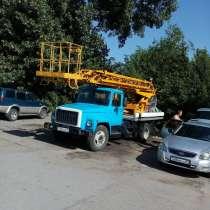 Услуги автовышек, в г.Алматы