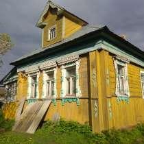 Дом в Деревне Шубино, река Лама газ в перспективе через год, в Москве