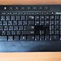 Клавиатура+мышь беспроводная, в Перми