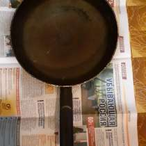 Сковорода бу, в Новосибирске