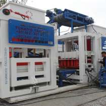 Автоматический вибропресс для производства тротуарной плитки, в Москве