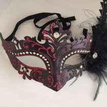 Карнавальная театральная маска, в г.Алматы