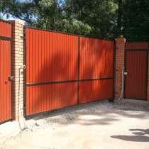 Ворота для дачи в Лиде, в г.Лондон