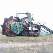 Экскаватор роторный SRs 240.9,5/0,5, в г.Астана