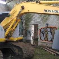 Продам экскаватор KOBELCO (Нью Холланд) E135SR, в Рязани