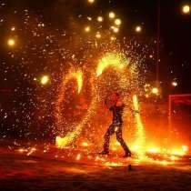 Огненно-пиротехническое шоу в Калининграде и области, в Калининграде