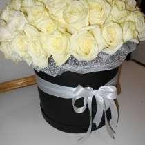 Парижский шарм Розы в шляпной коробке, в Нижнем Новгороде