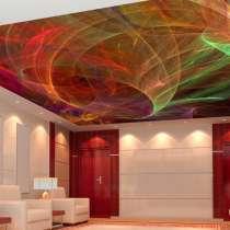 Натяжные потолки от студии Ultra, в Юбилейном