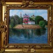 Картины холст масло от10 000-до 40 000,пастель от 1000-5 000, в Ярославле