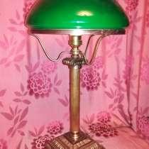 Настольная лампа, в Москве