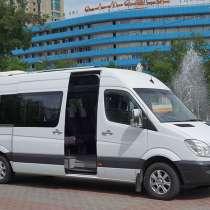 Пассажирские перевозки, в г.Алматы