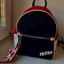 Рюкзак лимитированной коллекции Tommy Hilfiger & Gigi Hadid, в Москве