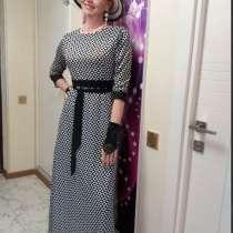 Платье с поясом, в Ялте
