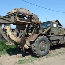 Экскаватор роторный ТМК-2, в Москве