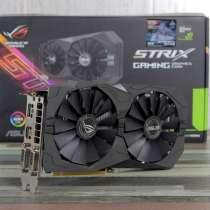 Asus nvidea GeForce 1050ti. Strix gaming 4gb, в Казани