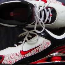 Кроссовки спортивные Nike-SHOX original (red/blаck), в Пятигорске