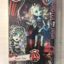 Кукла «Monster high Frankie Stein», в Самаре