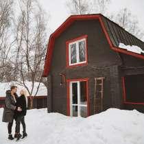 Уютный домик на выезде из города, в Нижнем Новгороде