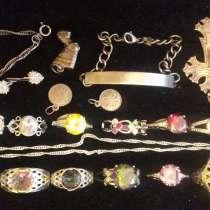 Серебряные украшения, в Санкт-Петербурге