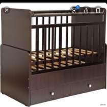 Продам кроватку, в Южно-Сахалинске
