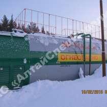 Контейнерная АЗС вместимостью 20 куб. м КАЗС-20.1Д, в Барнауле