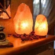Солевая лампа 2-3кг, в г.Атырау