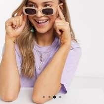 Нюдовые солнцезащитные очки New Look, в Междуреченске