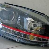 Тюнинг фары передняя оптика Volkswagen Golf 7, в г.Запорожье
