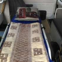 Транспортировка перевозка лежачих больных круглосуточно, в Сергиевом Посаде