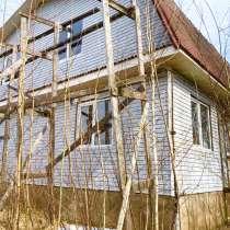 Дом недостроеный 115м2 ул. Найдышева, в Переславле-Залесском
