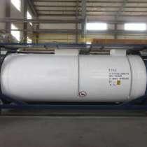 Танк-контейнер T14 новый 21 м3 футерованный полиэтиленом, в Владивостоке