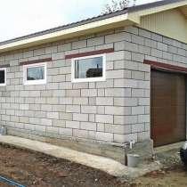 Строительство гаражей, ремонт гаража, смотровая яма, погреб, в Красноярске