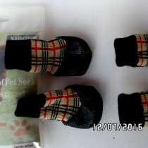 Продам новые тапочки-носочки для собачек мелких пород, в Омске