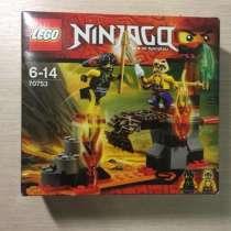 Lego Ninjago набор «Сражение над лавой», в Самаре