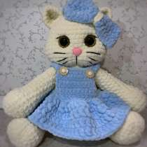 Soft handmade toy Kitty, в г.Нью-Йорк