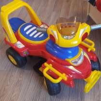 Продается детская машина в хорошем состоянии от 1.5 до 6 лет, в Уфе
