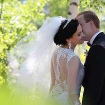 Профессиональная фото и видеосъёмка свадеб, в Москве