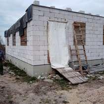 Продам дом 81м² недостроенный, в Рязани