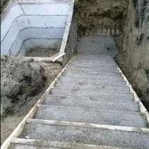 Погреб строительство, ремонт погреба, Монолитный погреб, в Красноярске