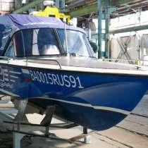 Катер на подводных крыльях, в Феодосии
