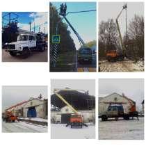 Услуги (аренда) автовышки 12,18,22,28,32,45м. Телескоп, в Нижнем Новгороде