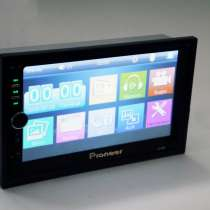 2din Магнитола Pioneer 7018 USB, SD, Bluetooth,ПУЛЬТ НА РУЛЬ, в г.Днепропетровск