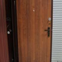Обивка металлических дверей на дому, в Липецке